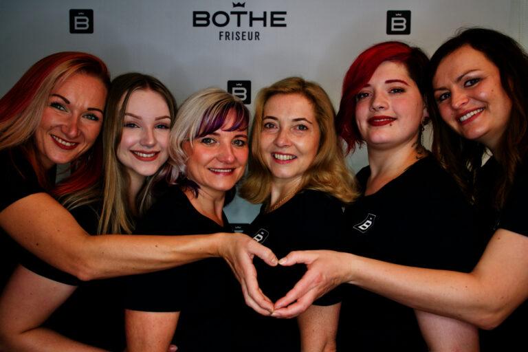 Bothe Friseur Team